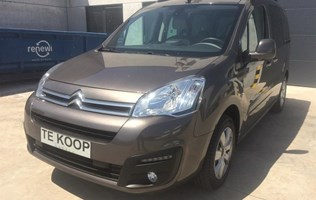 Citroen Berlingo 1.6i -Euro6-full option-als nieuw-Garantie