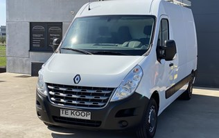 Renault Master l2H2-euro5-airco-cruise control-dakdrager-trekhaak